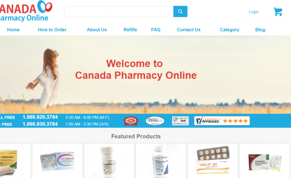 Canada Pharmacy Online Review