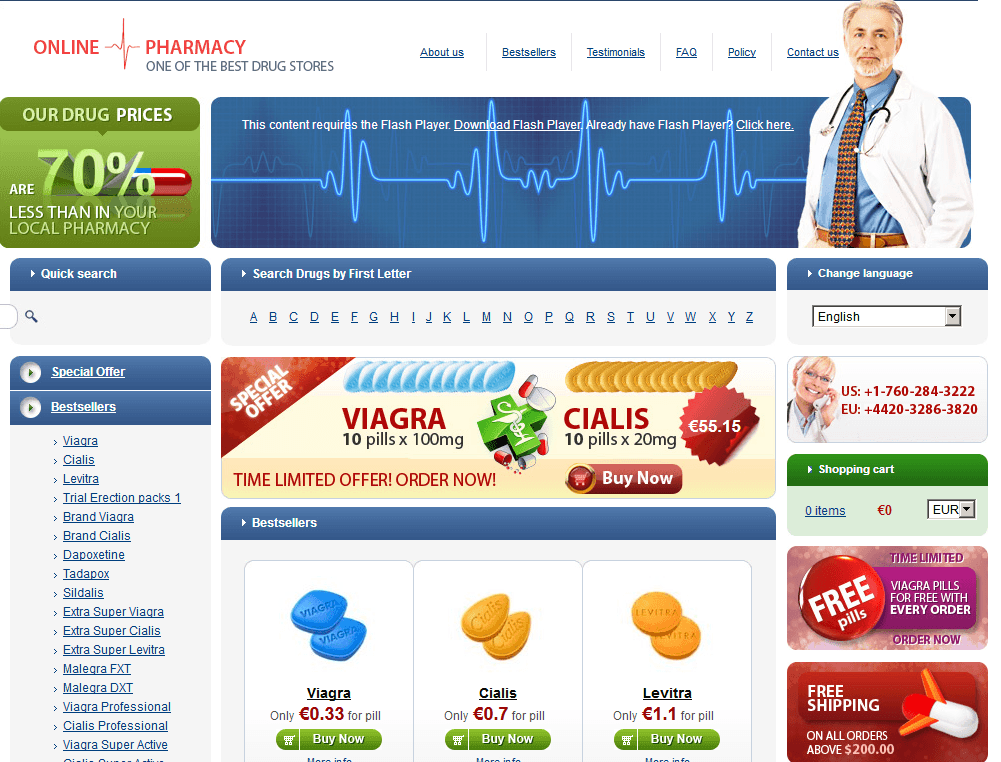 Canada Online Pharmacy - Pay Less for Prescription Drugs