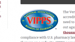 VIPPS Canadian Pharmacy – The Mark of Genuine Pharmacy Stores