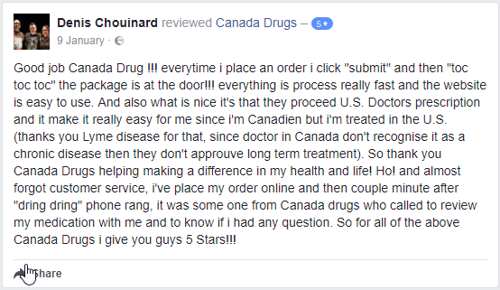 Canada Drugs Review (source: https://web
