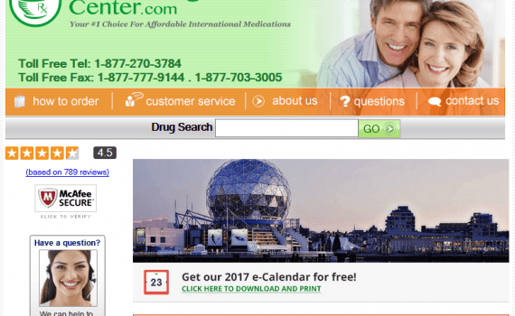 CanadaDrugCenter – Is This Website Legit