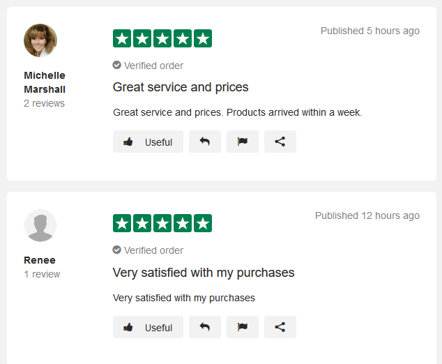 Pharmacy Reviews for One Web Drugstore