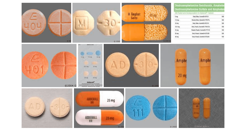 Adderall Generic Brands